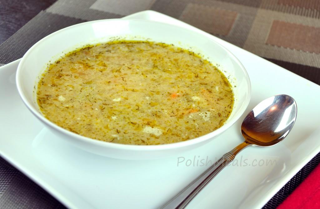 polish pickle recipe