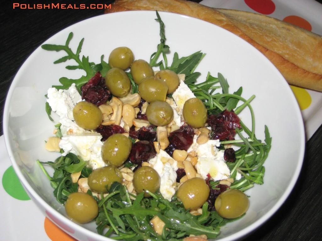 Arugula salad 1
